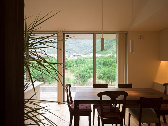 平見山を望む家の画像10枚目