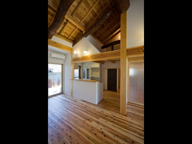 JapaneseStyle 古材再生の家の画像4枚目