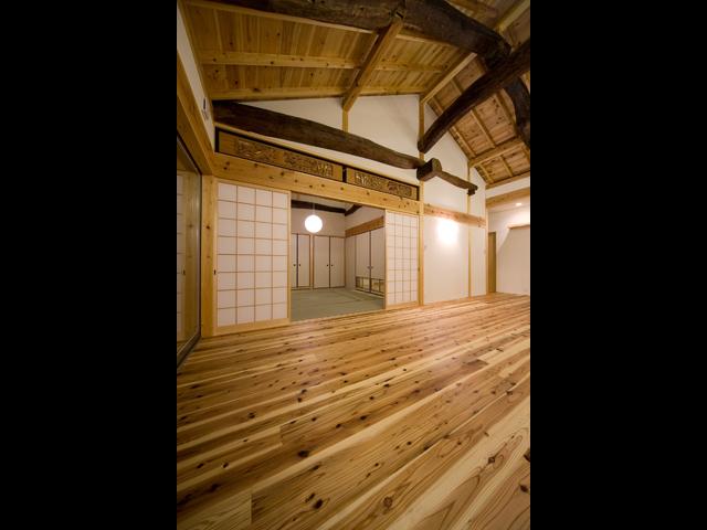 JapaneseStyle 古材再生の家の画像5枚目